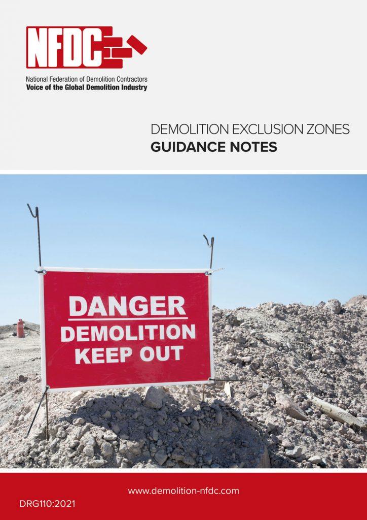 Demolition Exclusion Zones